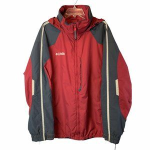 Columbia Core Hooded Coat-No Inner Zip Out Jacket